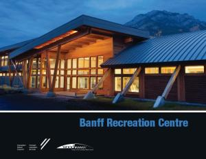 Banff Recreation Centre