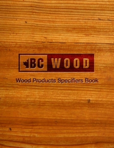 Wood Products Specifiers Book