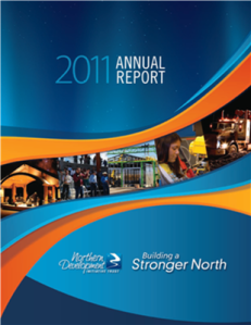 Northern Development Initiative Trust Annual Report