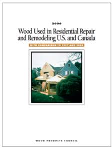 wood in res repair