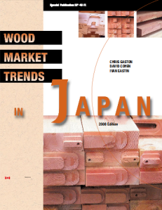 wood market trends 2006