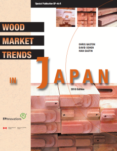 wood market trends 2010